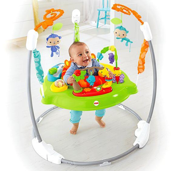 Fisher Price Luv U Zoo or Roarin' Rainforest Jumperoo V0206 or CBV63