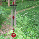 Woodstock Chakra Chime - Red Coral CCR