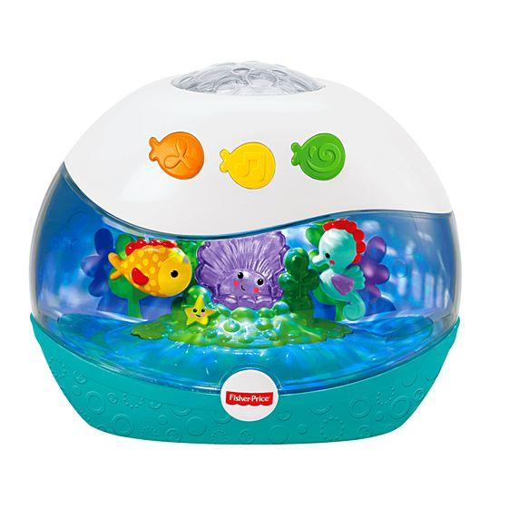 Fisher Price Calming Seas Projection Soother CDN43