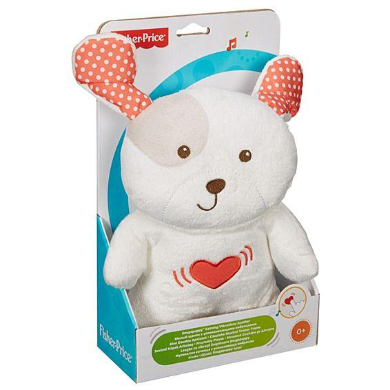 Fisher Price Snugapuppy™ Calming Vibrations Soother CHR31