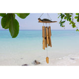 Woodstock Sea Turtle Bamboo Chime CTU315