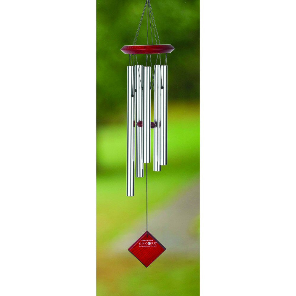 Woodstock Chimes of Polaris - Silver DCS22