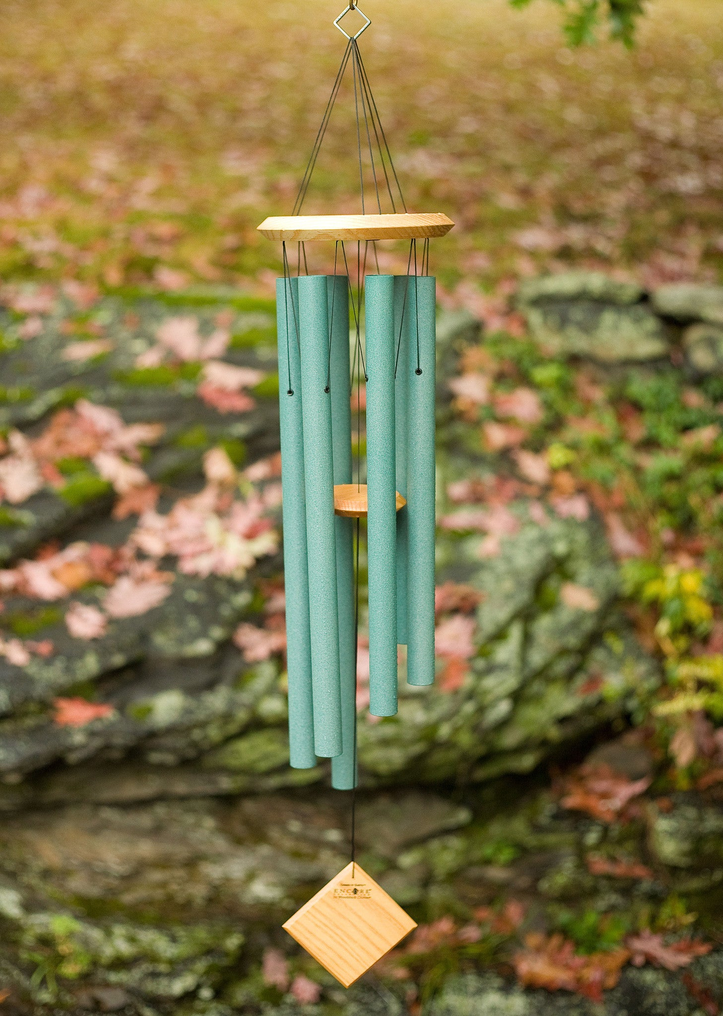 Woodstock Chimes of Earth - Verdigris DCV37