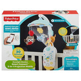 Fisher Price Moonlight Meadow Smart Connect™ 2-in-1 Projection Mobile DFP73