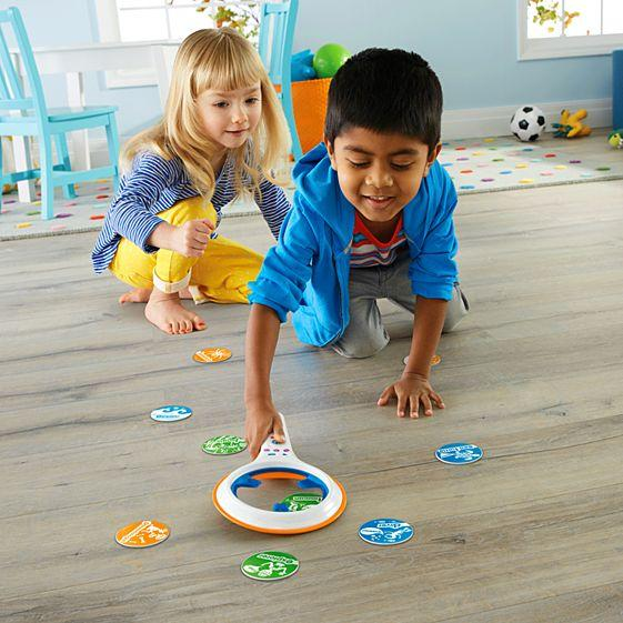Fisher Price Think & Learn Smart Scan Word Dash DKT59