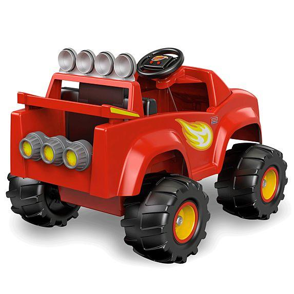 Fisher Price Power Wheels Nickelodeon Blaze Monster Truck Dkx40 You Are My Everything Yame Inc