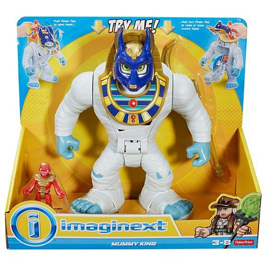 Fisher Price Imaginext® Mummy King DRT57
