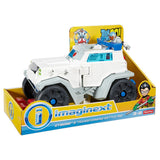 Fisher Price Imaginext® Teen Titans Go!™ Cyborg & Transforming Battle Rig DTM78