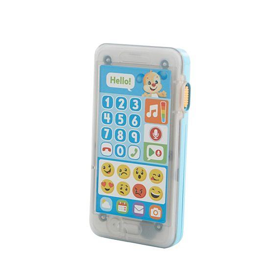 Fisher Price Laugh & Learn® Leave a Message Smart Phone DYM80