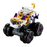 Fisher Price Nickelodeon Blaze and the Monster Machines Super Tiger Claw Stripes DYN43