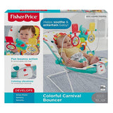 Fisher Price Colorful Carnival Bouncer DYR03
