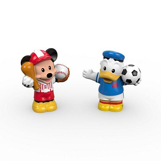 Fisher Price Little People®Magic of Disney Mickey & Donald All-Stars DYR86