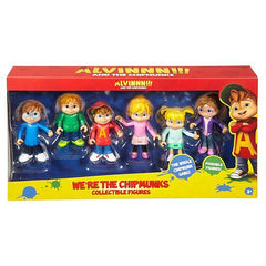 Fisher Price Alvin and the Chipmunks™ We're The Chipmunks Collectible Figures FCR11