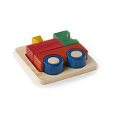 Guidecraft Primary Puzzle - Train 8 Pieces G2016