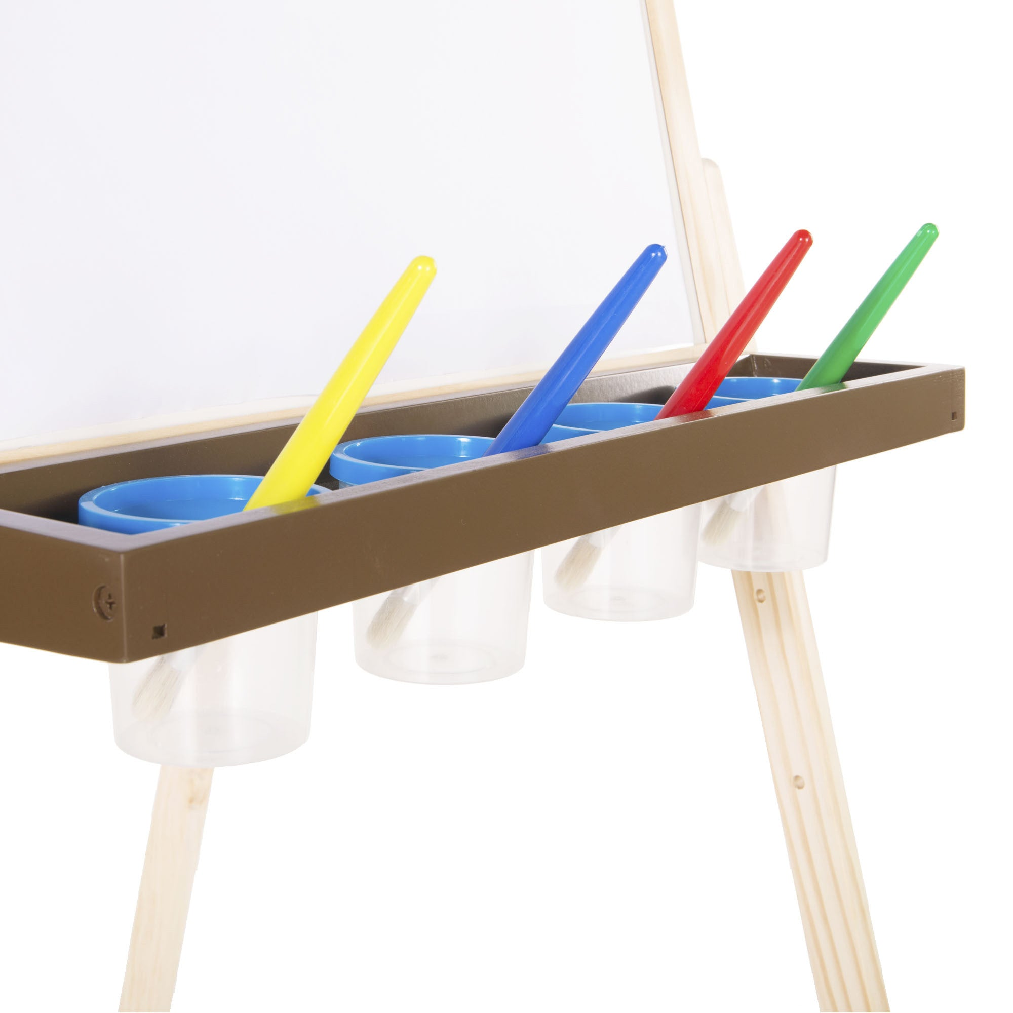 Guidecraft Wooden Floor Easel  G51030