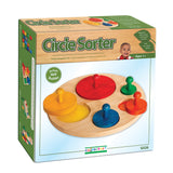 Guidecraft Circle Sorter 5 Pieces G526
