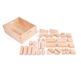 Guidecraft My First Block Box – 34 pc. Set G6221
