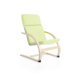 Guidecraft Kiddie Rocker Chair Set – Light Green G6338K