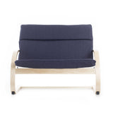 Guidecraft Nordic Couch – Denim G6614K