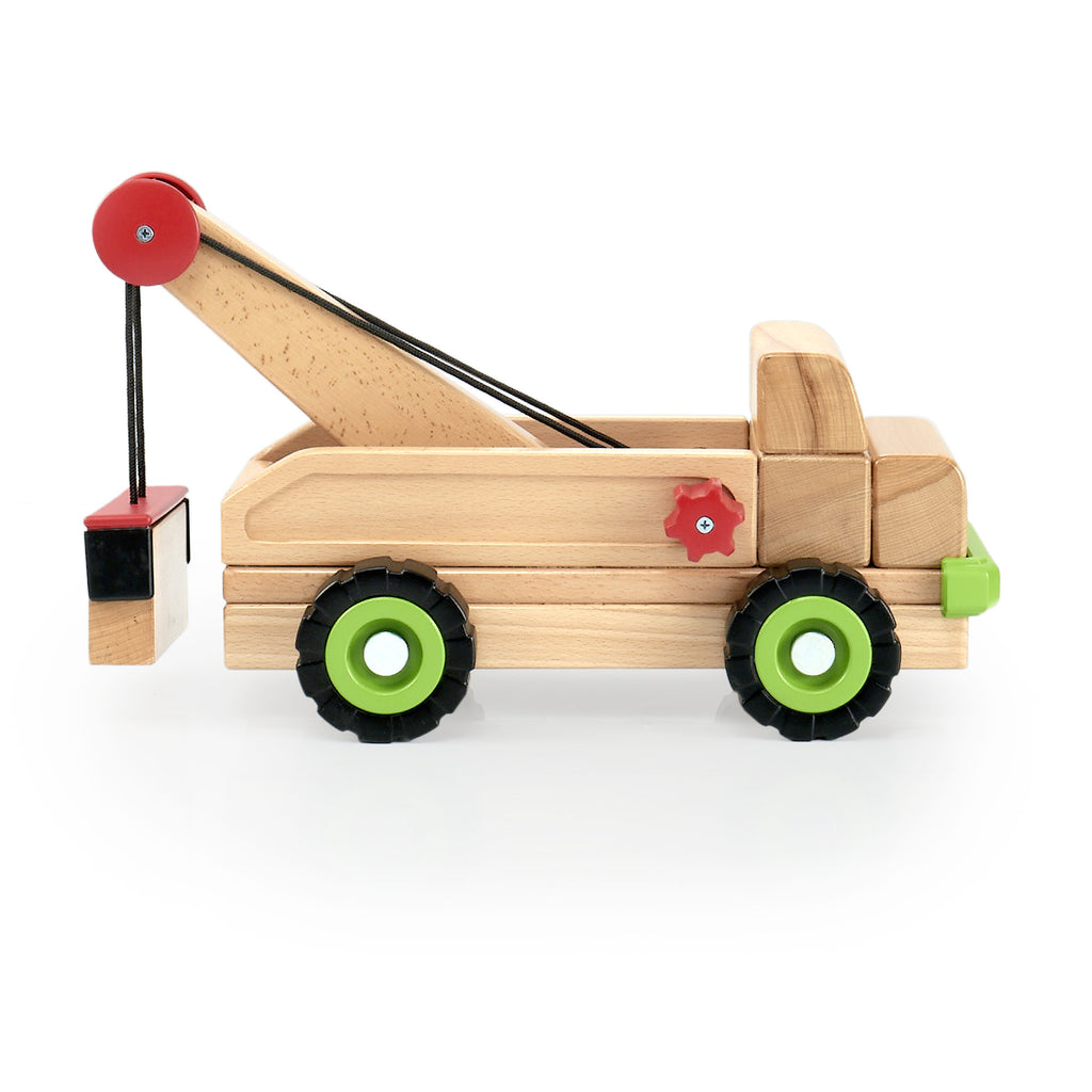 Block Science – Big Tow Truck G7532