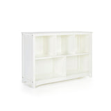 Guidecraft Classic White Bookshelf G85707