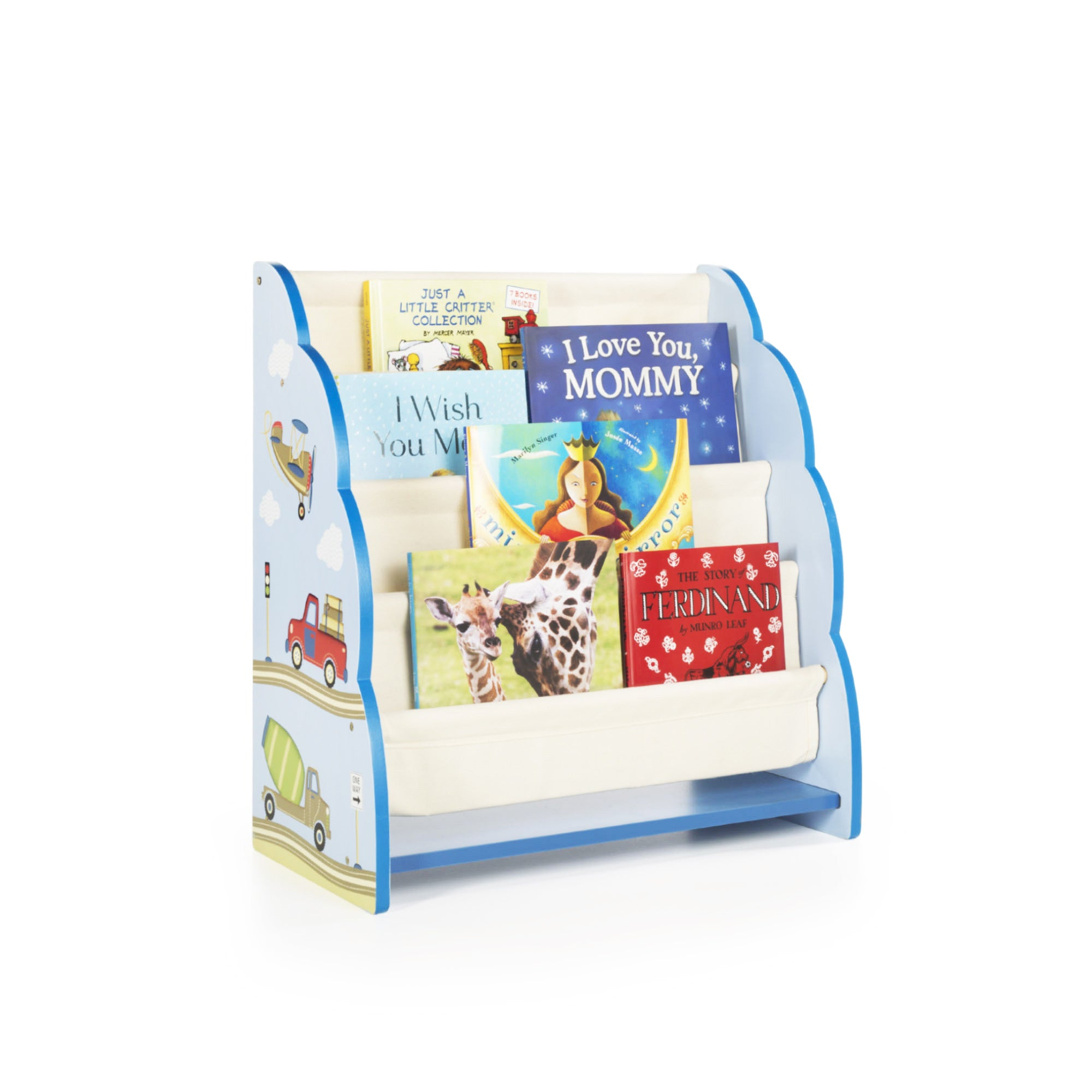 Guidecraft Moving All Around Book Display G86500
