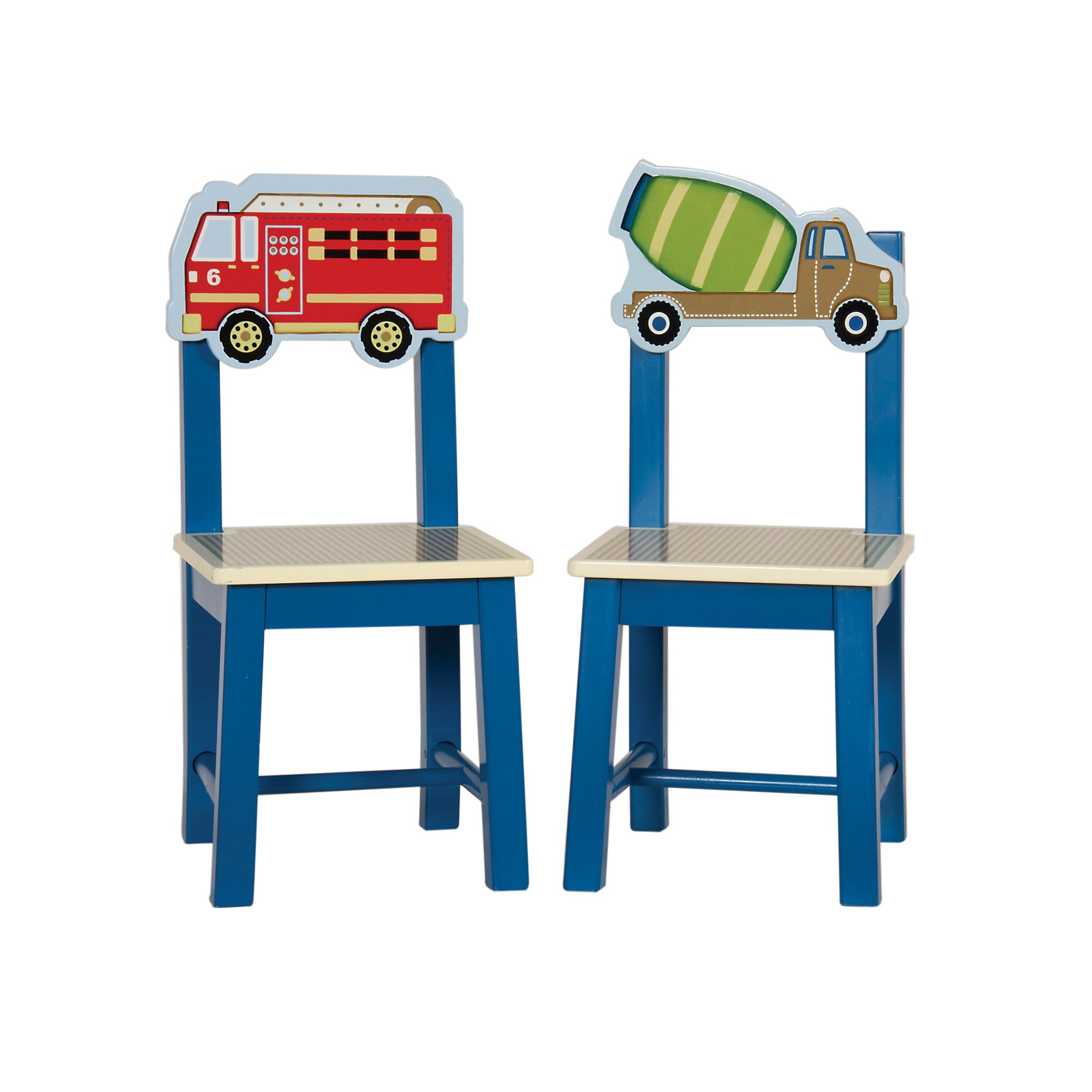Guidecraft Moving All Around Extra Chairs (Set of 2) G86503