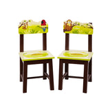 Guidecraft Jungle Party Extra Chairs (Set of 2) G86903