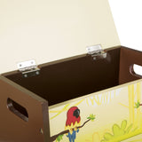 Guidecraft Jungle Party Storage Step-Up  G86906