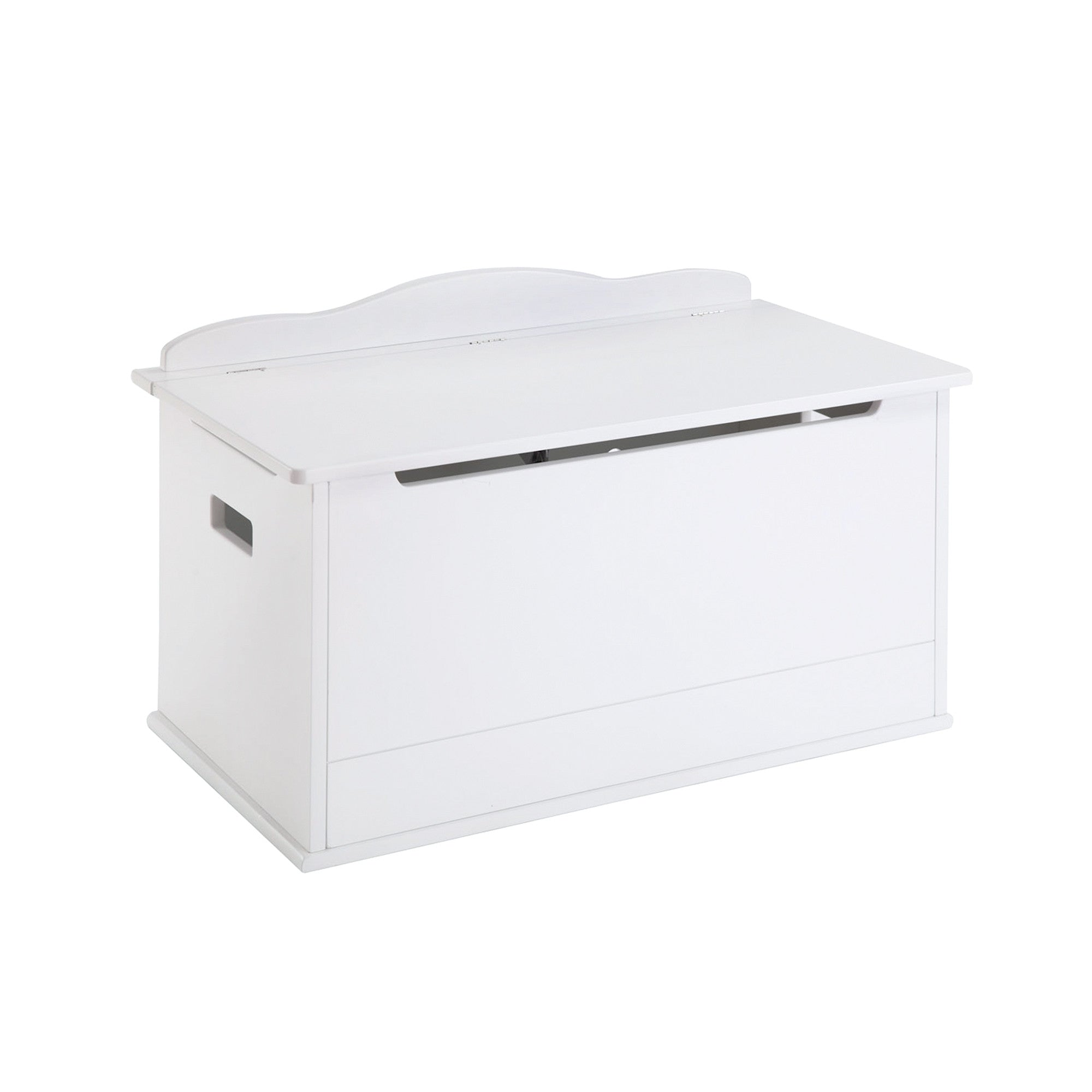 Guidecraft Expressions Toy Box: White G87103