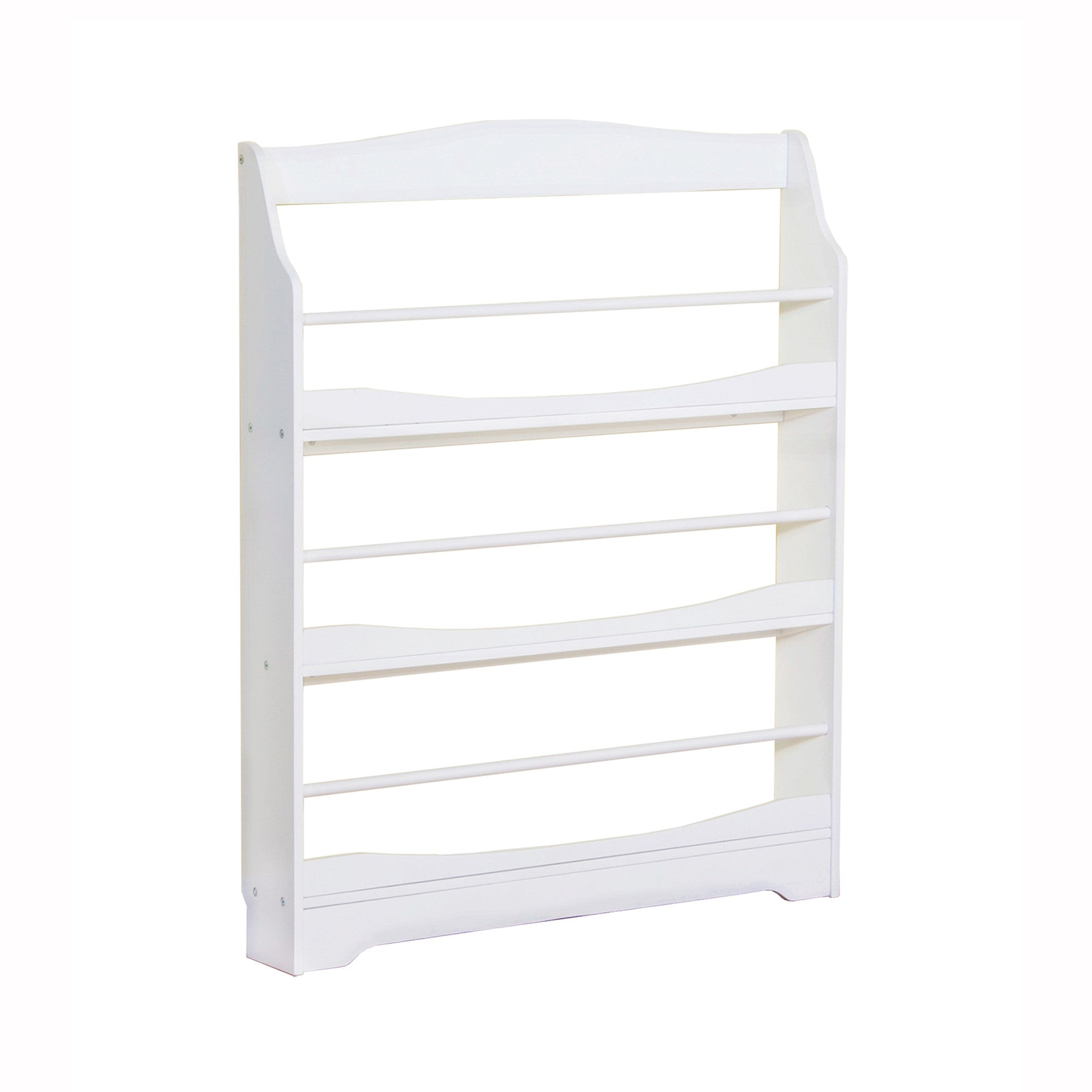 Guidecraft Expressions Bookrack White G87107