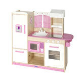Guidecraft Play Along Pink Kitchen G97276
