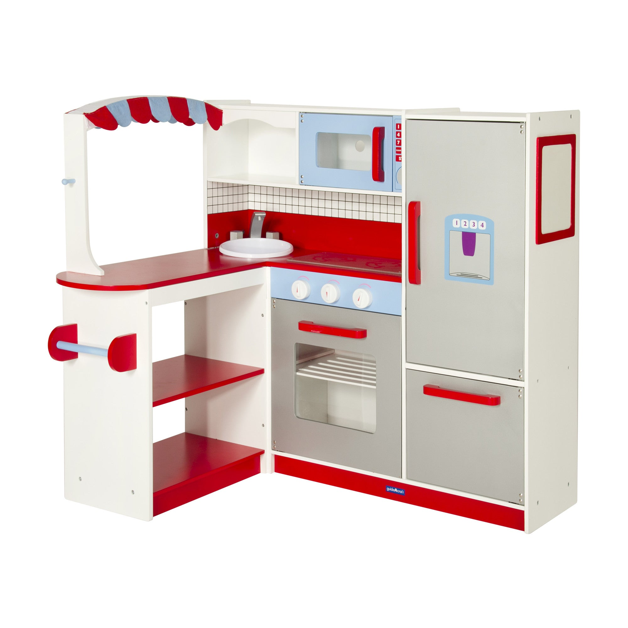 Guidecraft Cook's Nook Kitchen G97277