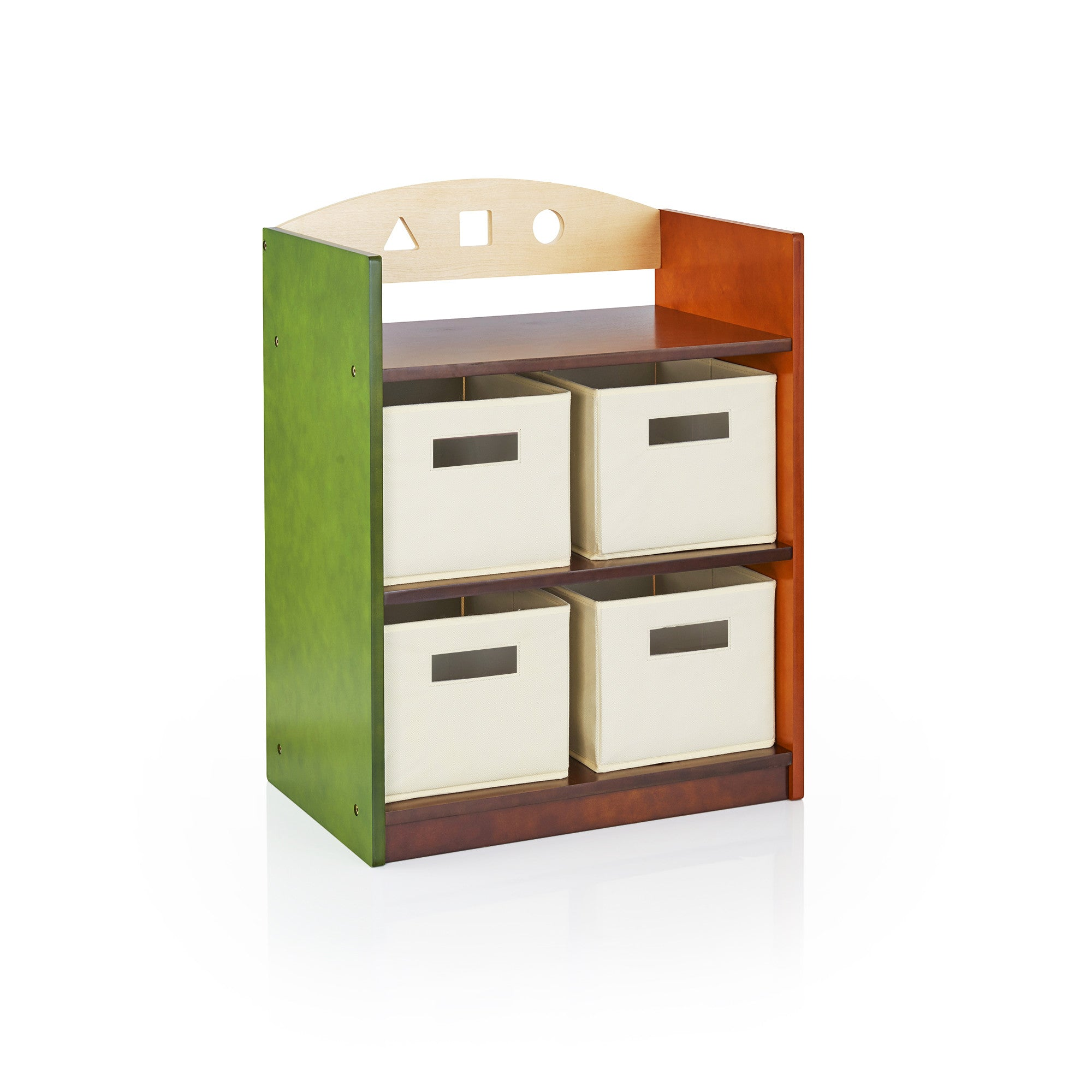 Guidecraft See and Store Bookshelf G98300