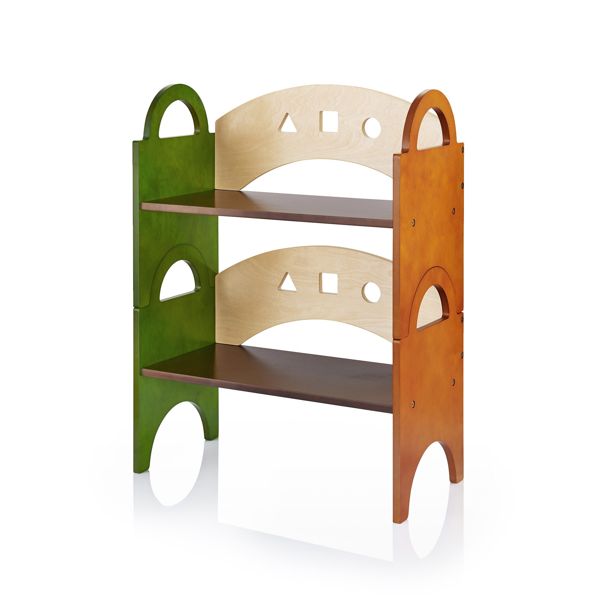 Guidecraft See and Store Stacking Bookshelf G98304