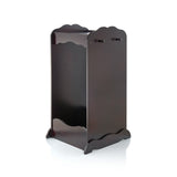 Guidecraft Dress Up Cubby Center – Espresso G99201