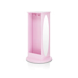 Guidecraft Rotating Dress Up Storage Center – Pink G99303