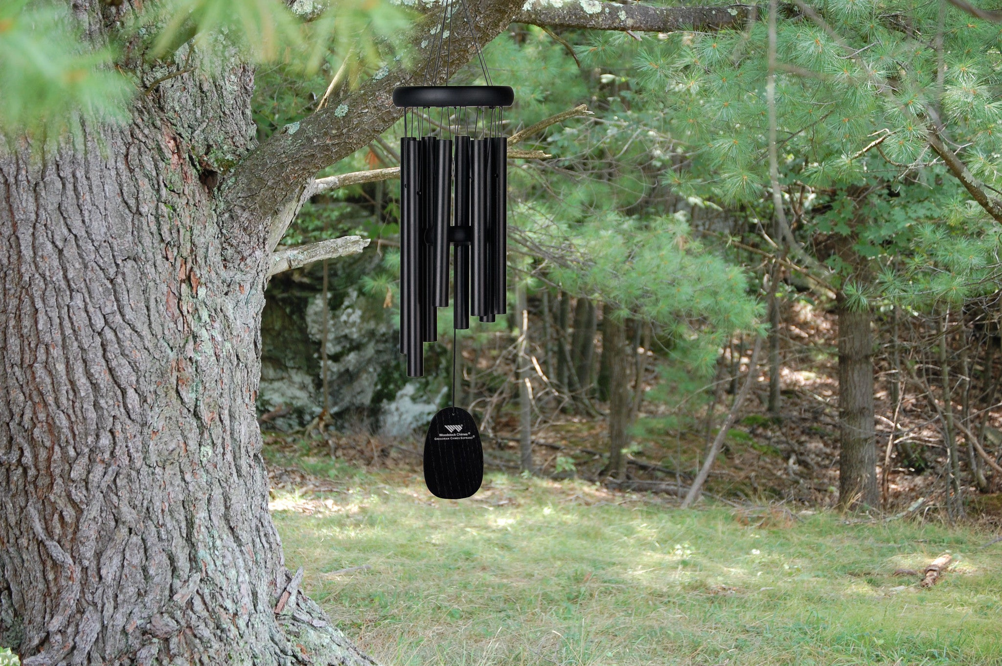 Woodstock Gregorian Chimes - Soprano, Black GSBB - Discontinued as of 11/2015