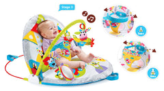 Yookidoo Gymotion Lay to Sit-Up Play 40145