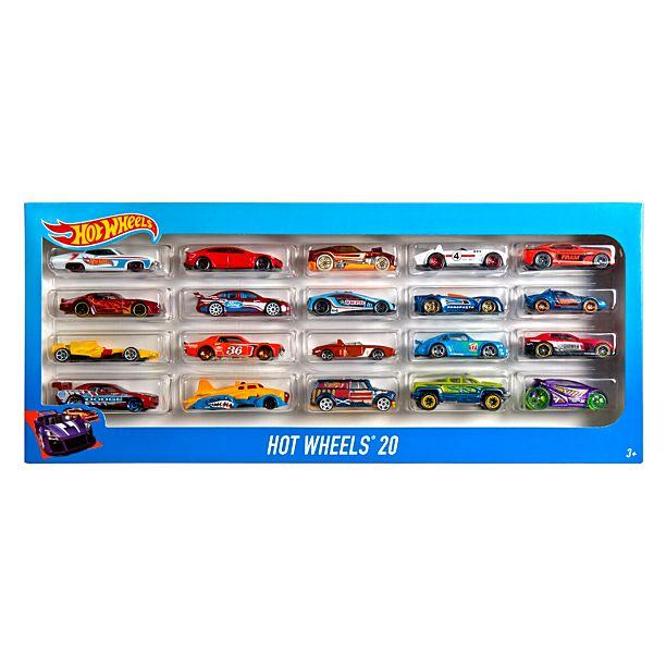 Mattel Hot Wheels 20 Car Pack H7045