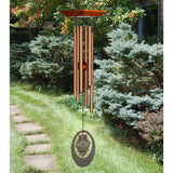 Woodstock Habitats Chime - Owl Portrait HCOP - Discontinued