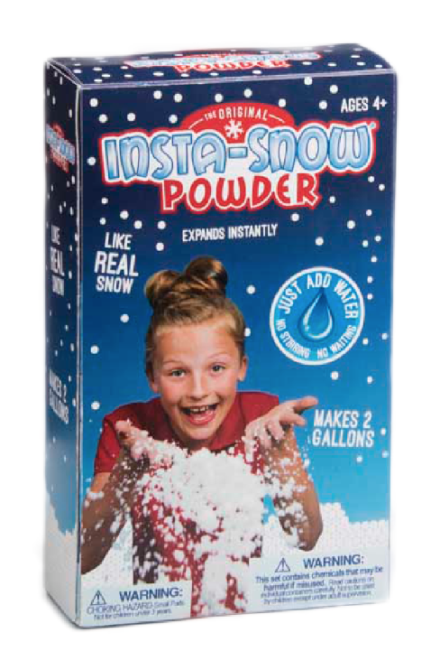 Be Amazing Toys Insta-Snow box ®Powder 5900 (replaces 5810)