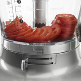 KitchenaidAid 14-Cup Food Processor with ExactSlice System - Contour Silver KFP1466CU