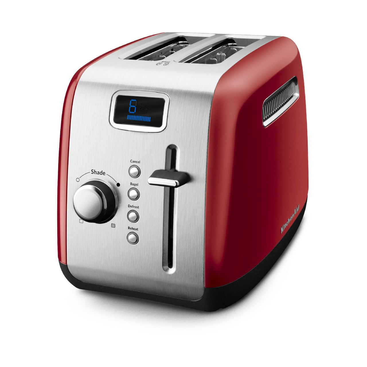 KitchenAid 2-Slice Toaster - Empire Red KMT222ER