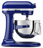 Kitchenaid 6 Qt. Professional 600 Series with Pouring Shield - Cobalt Blue KP26M1XBU