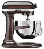 Kitchenaid 6 Qt. Professional 600 Series with Pouring Shield - Espresso KP26M1XES