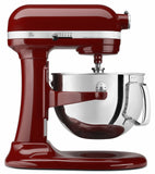 Kitchenaid 6 Qt. Professional 600 Series with Pouring Shield - Gloss Cinnamon KP26M1XGC