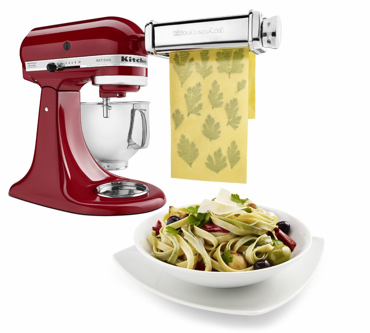 Kitchenaid Pasta Roller & Cutter Set KPRA | You Are My ...