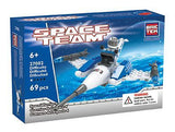 Brictek Space Warrior 4 27002