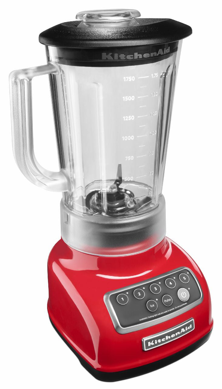 Kitchenaid 5 Speed Blender w/ 56oz BPA-Free Pitcher - Empire Red KSB1570ER